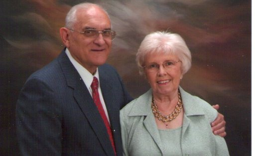 Two of the most unselfish servants of God I have ever known, Hank and Leota Geigle.   They have truly lived their lives for others.    They still like each other after being married for many years.