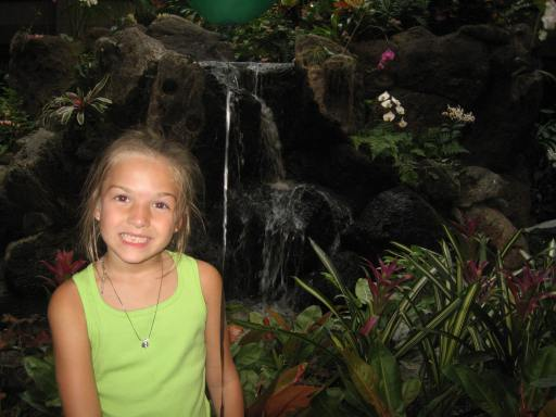 My baby girl, Aubrey, when she was six years old on vacation.   I love her!